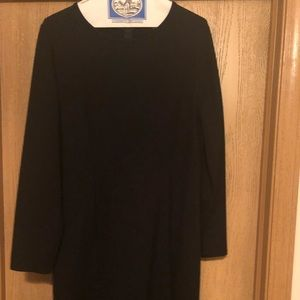 NWT Black Sheath Dress, Size L